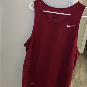 Men Nike drift Tank L